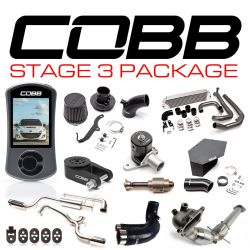 Cobb Tuning Stage 3 Power Package - Mazda 3 MPS Gen 2 BL MY10-13