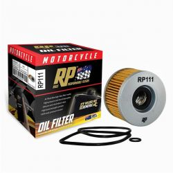 Race Performance Motorcycle Oil Filter - RP111