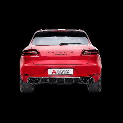 Akrapovic Evolution Line (Titanium) - Porsche Macan GTS / Turbo