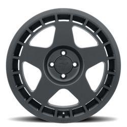 fifteen52 Turbomac 17x7.5 4x100 30mm ET 73.1mm Centre Bore Asphalt Black Wheel