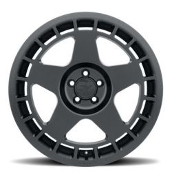 fifteen52 Turbomac 17x7.5 5x112 40mm ET 66.56mm Centre Bore Asphalt Black Wheel