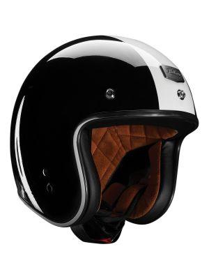Thor Hallman McCoy Black/White Helmet