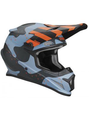 Sector Helmet - Blue Camo