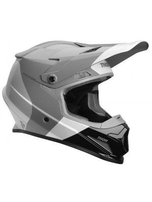 Sector Helmet - Bomber Charcoal / White