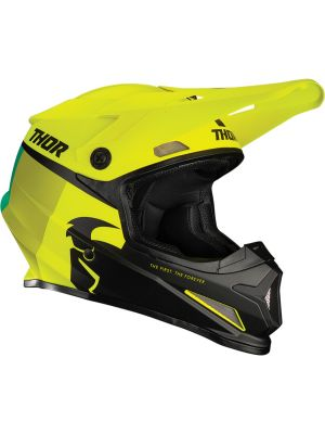 Sector Racer Helmet - Acid / Lime