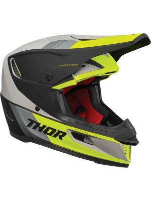 Thor Reflex Apex Helmet Acid / Gray