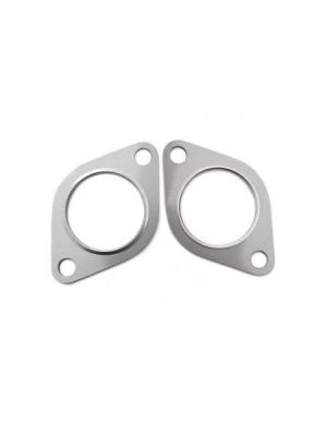 GrimmSpeed Header Collectors to Crossover Gasket Pair Subaru