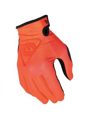 Answer 2021 Charge Youth AR-1 Glove Flo Red