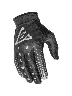 Answer 2021 Swish AR-1 Glove Black/Nickle/Charcoal
