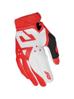 Answer 2021 Pace AR-3 Glove White/Red