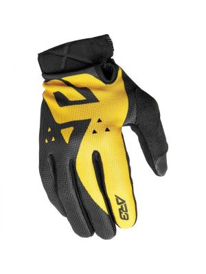 Answer 2021 Pace AR-3 Glove Black/Yellow
