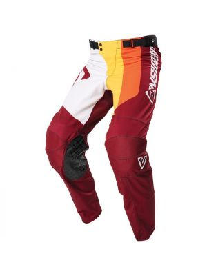 Answer 2021 Pace Elite Pants Ghost/Berry/Orange