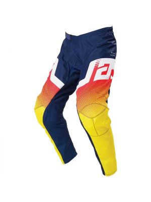 Answer 2021 Charge Youth Syncron Pants - Air Pink/Pro Yellow/Midnight