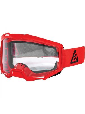 Answer 2021 Apex 1 Goggle Red/Black