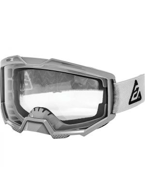 Answer 2021 Apex 1 Goggle Grey/Black