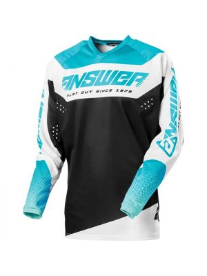 Answer 2021 Charge Syncron Jersey-  Astana/Seafoam/Black
