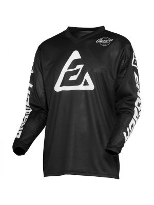 Answer 2021 Bold Arkon Jersey -  Black/White