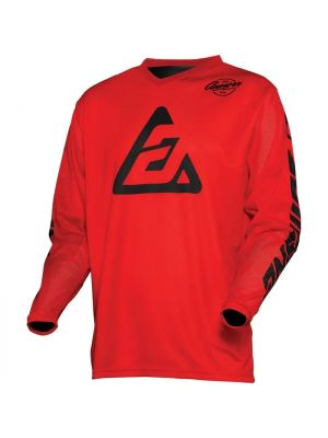 Answer 2021 Bold Arkon Jersey - Red / Black