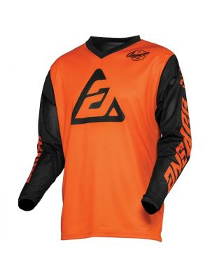 Answer 2021 Bold Arkon Jersey - Orange / Black