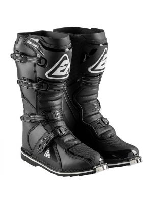 Answer 2021 MX AR-1 Boot Adult Black