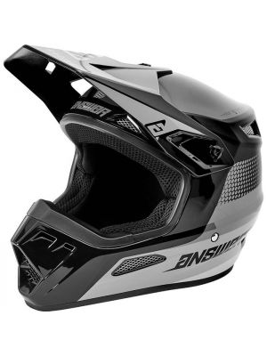 Answer 2021 Swish AR-1 Helmet Nickle/Steel/Charcoal