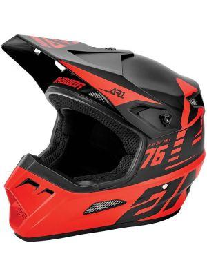 Answer 2021 Bold AR-1 Helmet Black/Red