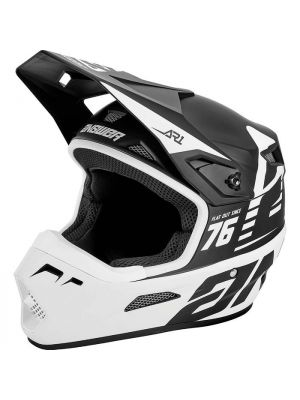 Answer 2021 Bold Youth AR-1 Helmet Black/White