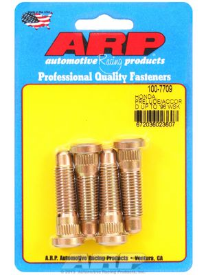 ARP Honda M12x1.85inch Wheel Stud Kit - Honda Intehra MY90-01 / Accord MY88-02 / Civic MY88-05 / CRX MY88-91 / Fit MY 07 / Prelude MY88-01