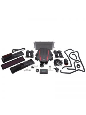 Edelbrock Supercharger Stage 1 - Street Kit MY12-19 Subaru BRZ/Toyota GT86 2.0L