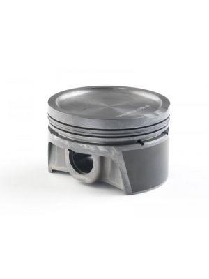 Mahle MS Piston Set 87.5mm Bore 94mm Stroke 150.6mm Rod -15.2cc 9.5 CR Set of 4 - Mazda MZR