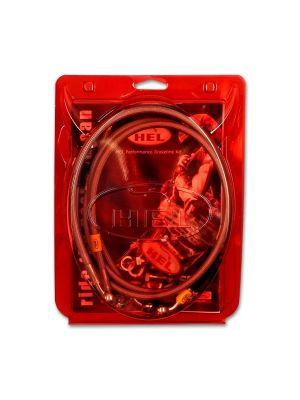 HEL Performance Braided Brake Line Kit - Yamaha YZ85 MY01-10