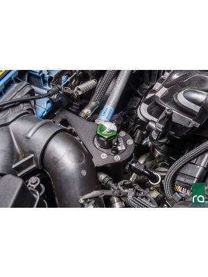 Radium Engineering Catch Can Kit - Ford Focus MY13+