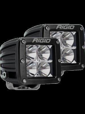Rigid Industries Dually - Flood - Set of 2