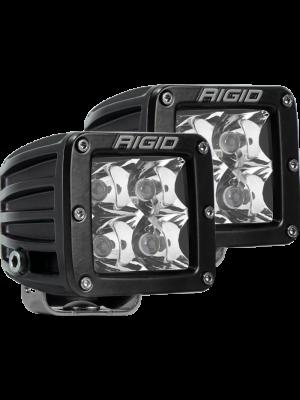 Rigid Industries Dually - Spot - Set of 2