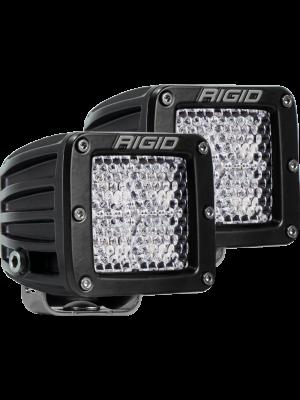 Rigid Industries Dually - 60 Deg. Lens - Set of 2