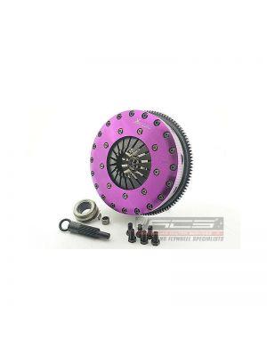Xtreme Clutch Kit Inc Flywheel-  230mm Twin Sprung Organic - Mazda MPS 3 & 6