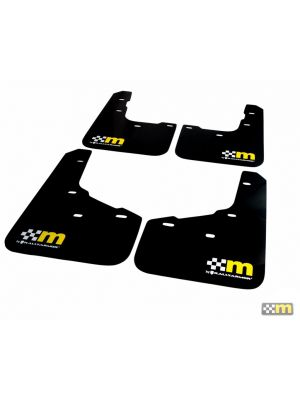 mountune Mud Flaps - Ford Fiesta ST MK7