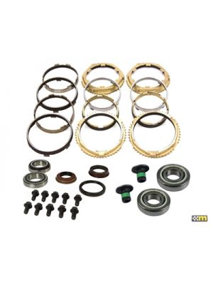 mountune Ford MMT6 Carbon Synchro Complete Install Kit - Focus RS
