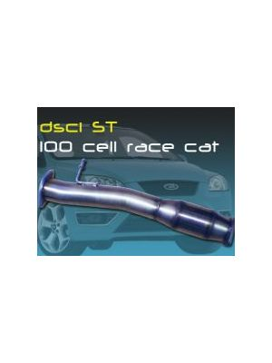 Dreamscience High Flow Cat Pipe - Ford Focus ST225 XR5