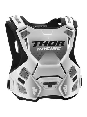 Thor Youth Guardian MX White