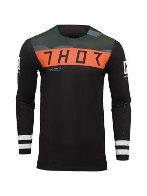 Thor Jersey Prime Pro Status Black/Camo