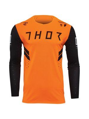 Thor Prime Hero Jersey Black / Red Orange