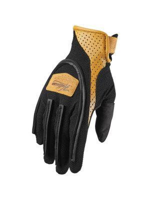 Thor Hallman Black Gloves