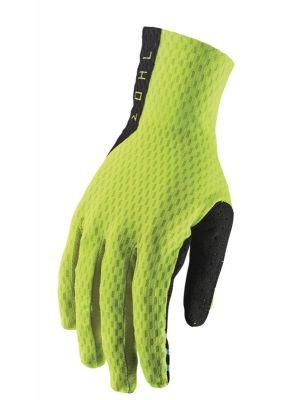Thor 2019 Agile Gloves - Acid / Black