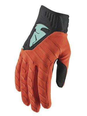 Rebound Gloves - Red / Black