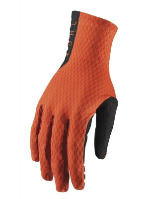 Thor 2019 Agile Gloves - Orange / Black