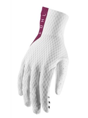 Thor 2019 Agile Gloves - White