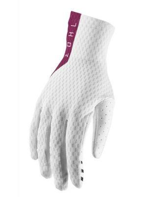 Thor 2019 Agile Gloves - White