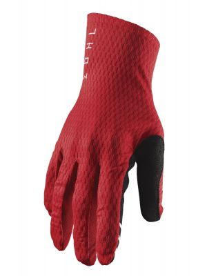 Agile Gloves - Red