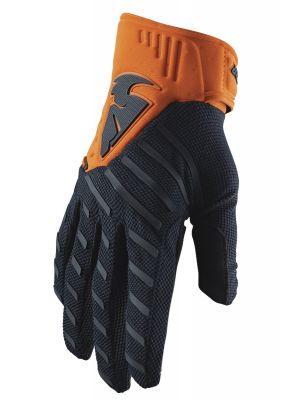 Rebound Gloves - Midnight / Orange
